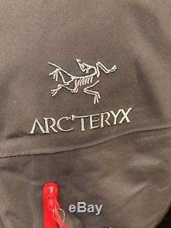 2018 NWT Arcteryx Mens Alpha SV Medium Pilot Grey $750