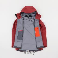 2019 ARCTERYX Beta SV Jacket Red GORE-TEX Pro Medium Alpha RRP £580