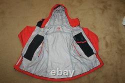 $380 NEW North Face Womens Hyalite Jacket C062 Rambutan Pink HyVent 3L Alpha