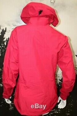 50% Off! New Women's Arc'teryx Alpha Sl Gore-tex Jacket, Medium, Flamenco