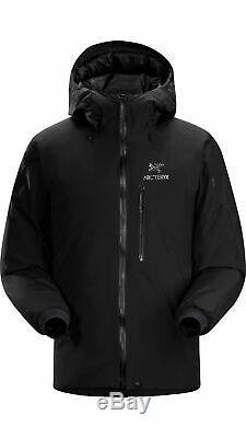 $899 ARC'TERYX Alpha IS Insulated Gore-Tex Jacket Men's Medium Black