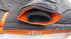 ALPHA INDUSTRIES Men's Slim Fit N-3B Altitude Parka Hooded Jacket Brown Alaska