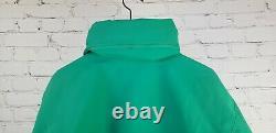 ARCTERYX ALPHA jacket Men Med Goretex Pro Shell Turquoise Drop hood POWDER SKIRT