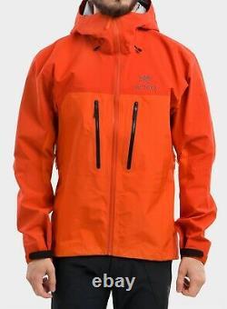 ARCTERYX Alpha AR Jacket Dynasty Gore-Tex Pro Size Medium LT SV Beta RRP £520