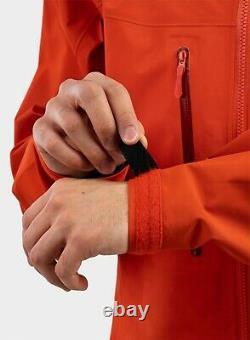 ARCTERYX Alpha SV Jacket Dynasty Gore-Tex Pro Size Medium LT AR Beta RRP £680