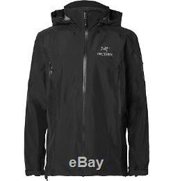 ARCTERYX Theta AR Jacket 2018 Pro Black Medium SV LT Alpha Beta