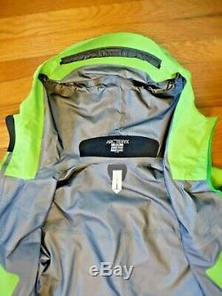 ARCTERYX Women's ALPHA SV Jacket GORE-TEX Pro, MEDIUM, New with Tags NWT Sale