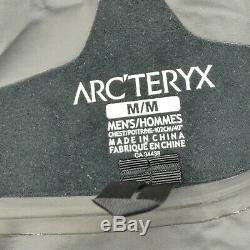 ARC'TERYX Men's Alpha SL Goretex JACKET / Medium BLUE
