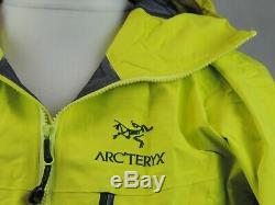Acteryx Alpha Sv Jacket Venom Size Medium CR003 ii 06