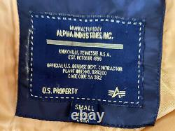 Alpha Industries Jacket Black Medium