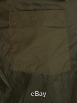 Alpha Industries Men's N3-B Puffer Jacket, Green