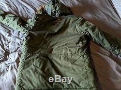Alpha Industries Mens Polar Jacket Size M