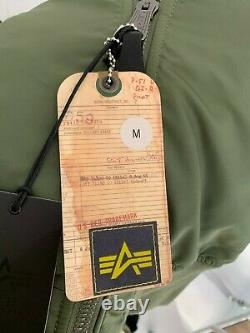 Alpha Industries The Weeknd XO Stargirl Bomber Jacket Unisex Medium size
