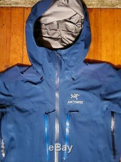 ArcTeryx Alpha AR Goretex Waterproof Jacket