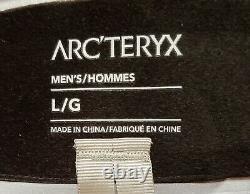 Arc'Teryx Men's Alpha AR Pro Gore-Tex Jacket Flare Large New