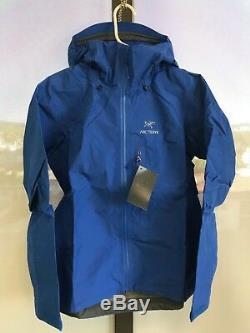 Arc'teryx ALPHA FL JACKET WOMEN'S Medium M Gore-tex pro Waterproof beta gamma