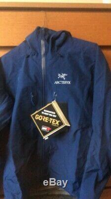 Arc'teryx Alpha AR GTX Jacket / Mens Medium / Triton Color Brand New With Tags