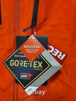 Arc'teryx Alpha AR Jacket Gore-Tex Pro Mens Next Gen Size Medium Color Dynasty