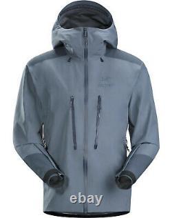 Arc'teryx Alpha AR Jacket men, Gore-Tex Pro Proteus, size M, RRP 580