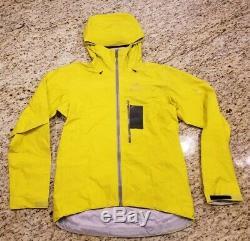 Arc'teryx Alpha FL Jacket Men's (M) brand new with tags Lichen Medium Goretex