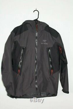 Arc'teryx Alpha SL Hybrid Jacket Black Men's Medium