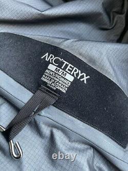 Arc'teryx Alpha SV Goretex Pro JACKET MENSSIZEMGreen