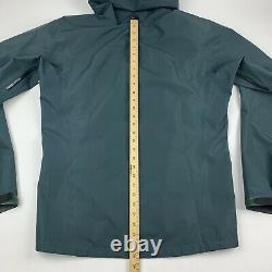 Arc'teryx Alpha SV Goretex Pro Jacket Mens Medium Zevan Green