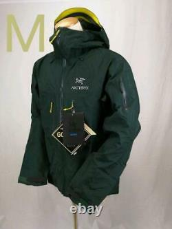 Arc'teryx Alpha SV Jacket M Size Free Shipping From Japan With Tracking! (7955N)