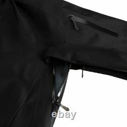 Arc'teryx Alpha SV Men's Jacket GORE-TEX Waterproof BLACK Size Small Large $799