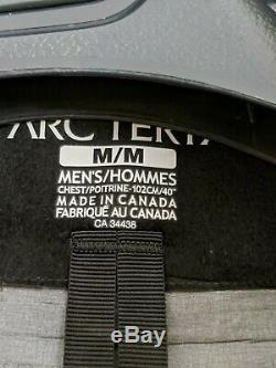 Arc'teryx Alpha SV Zevan Green Men's Medium Mint Condition, Authentic