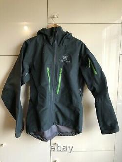 Arc'teryx Alpha Sv Goretex Shell Jacket Size M