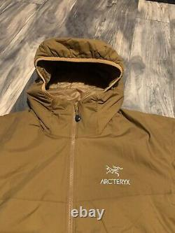 Arc'teryx Atom LT Insulated Hoody Hoodie Caribou Alpha Beta Palace Beams Leaf M