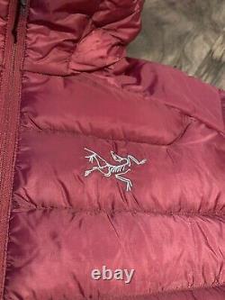 Arc'teryx Cerium LT Hoody Hoodie Renegade Maroon Vintage Palace Beams Alpha $379