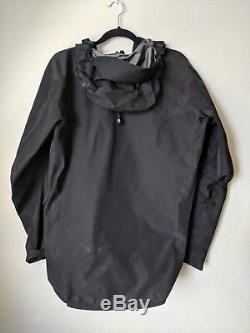 Arc'teryx LEAF Alpha LT Black Medium Gore-tex jacket Gen 2