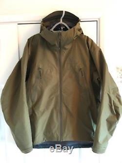 Arc'teryx LEAF Alpha LT Gen 2 Gore-tex Jacket Medium Crocodile New without tags