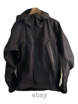 Arc'teryx LEAF Alpha LT Jacket Gen 2 Black Medium GORE-TEX Veilance