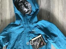 Arc'teryx Men's Alpha FL Gore-Tex Pro Jacket Medium, Iliad