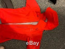 Arc'teryx Men's Alpha FL Gore-Tex Pro Shell jacket size Medium