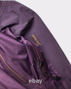 Arcteryx 1990s Rare Theta LT Gore-Tex Shell Jacket Purple Alpha Beta SV AR SL