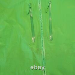 Arcteryx ALPHA AR Men's Jacket Medium M Green Snowboard