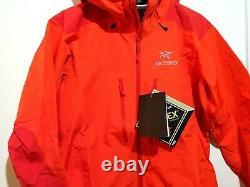 Arcteryx ALPHA AR Men's Jacket, NEW- MEDIUM
