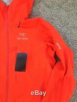 Arcteryx Alpha FL Jacket Mens Medium
