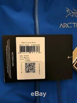 Arcteryx Alpha FL (men's medium)