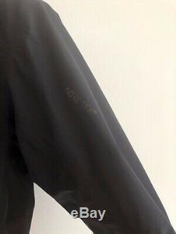 Arcteryx Alpha IS Jacket sz M Black- beta theta