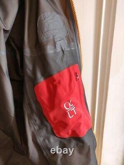 Arcteryx Alpha LT Men's Goretex Pro Hardshell Climbing Jacket Medium