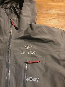 Arcteryx Alpha LT Pro Shell Goretex Jacket Medium