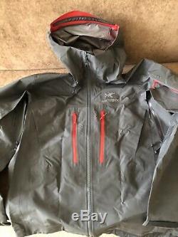 Arcteryx Alpha SV Gore-Tex Pro Jacket / Mens Medium / Pilot / NWT