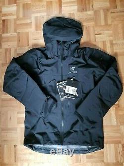 Arcteryx Alpha SV Jacket Men's Medium Black
