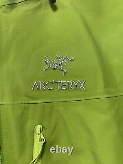 Arcteryx Alpha SV Jacket Mens