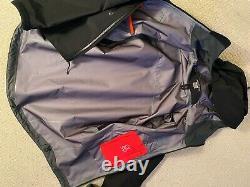 Arcteryx Alpha SV Jacket Mens Black Medium
